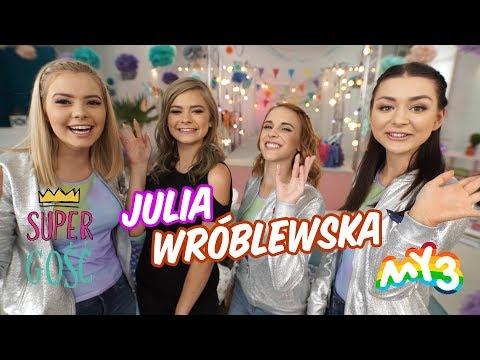 Julia Wróblewska W Programie My3  (Super Gość Extra) My3 - TV Dla Dzieci