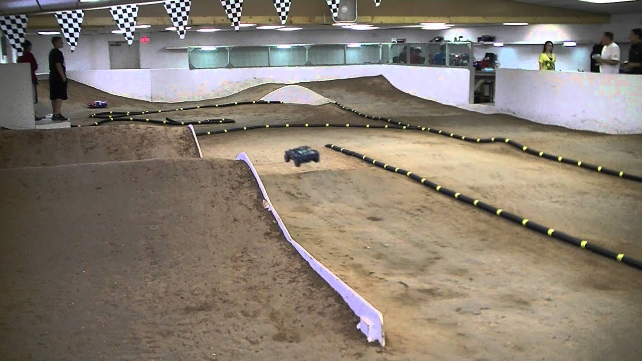 Car Race Track Chicago