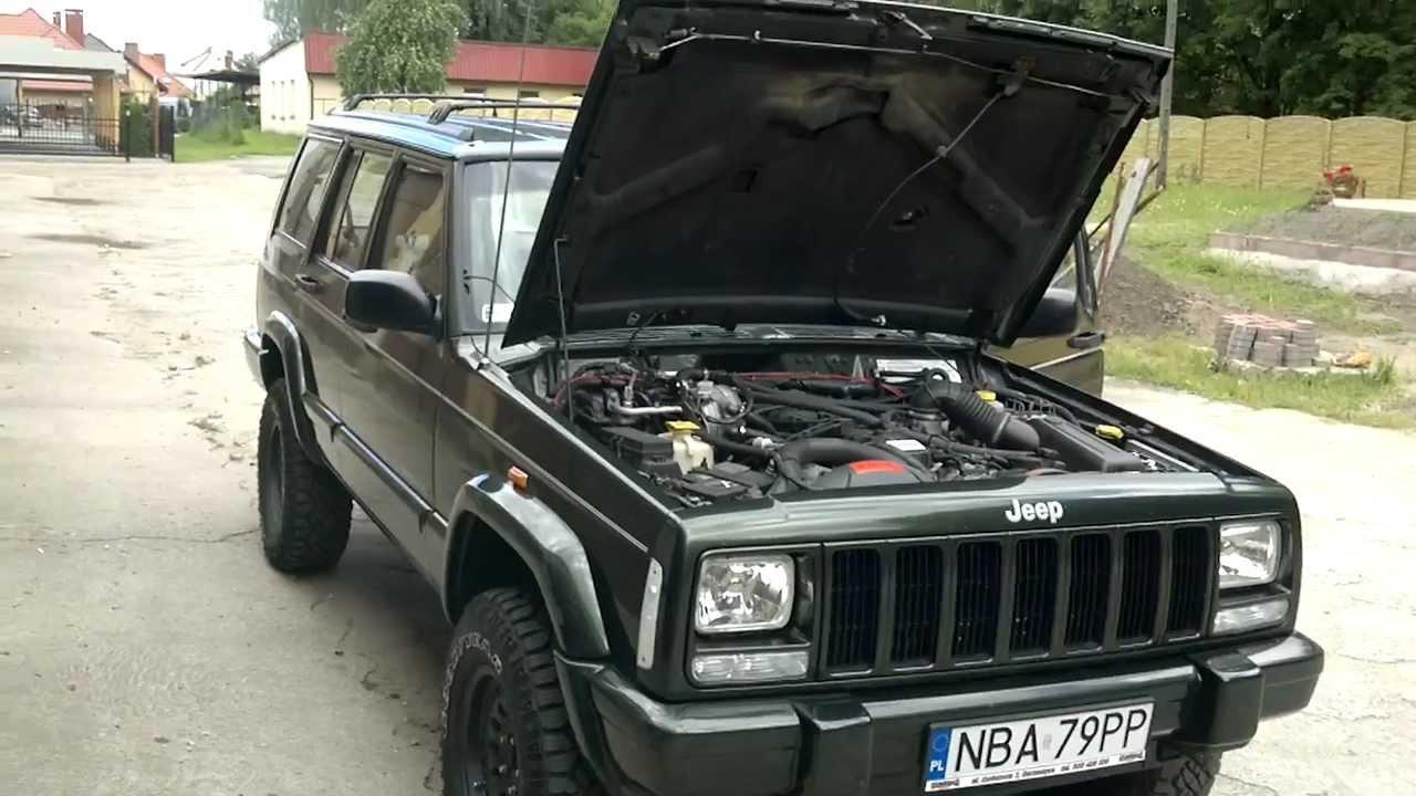 Jeep Cherokee Xj Tuning >> BTG JEEP CHEROKEE XJ - YouTube