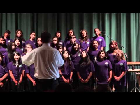 Simple Gifts - Van Nuys Middle School May 31, 2012