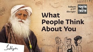 Overcome The Fear of Being Judged – Sadhguru