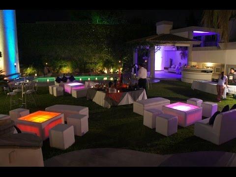 Renta de Salas Lounge en Monterrey