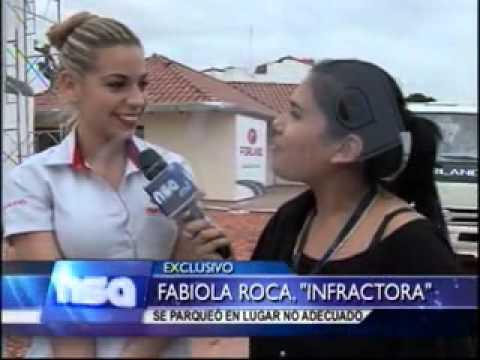 FABIOLA ROCA INFRACTORA Y CON NUEVO NOVIO      28 07 2012 @NO SOMOS ANGELES