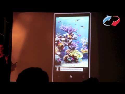 "Winload.de auf der Microsoft Windows Phone 7 ""Mango"" Update Preview in Berlin - Teil 2"