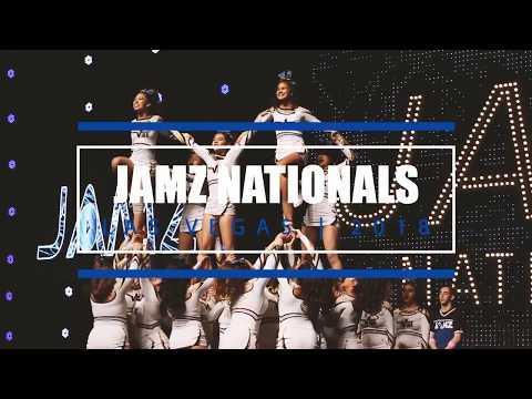JAMZ Nationals 2018 - ONE TEAM, SAME DREAM