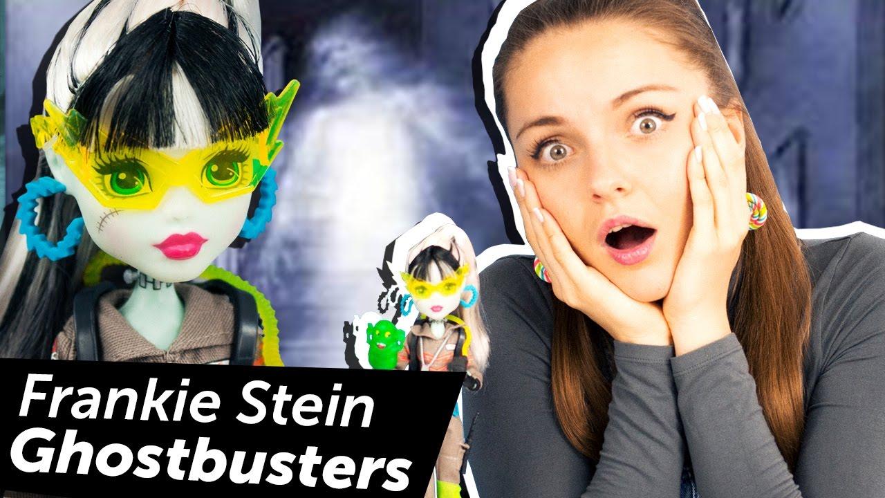 Frankie Stein Ghostbusters SDCC (Френки Штейн Охотники за привидениями) Comic Con, Обзор DTJ62