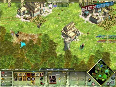 AoM The Titans : (Gaia,Oranos,Thor - Kronos,Hades,Zeus) [NexGames] Full-HD