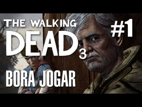 The Walking Dead (ep. 3) #01: Aaaaahh