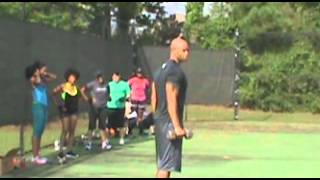 FIT CREW BOOT CAMP - JULY 14, 2012