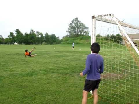 Cono Christian School soccer