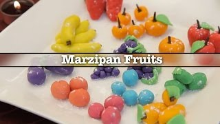 Christmas around the world: Marzipan Fruits from India