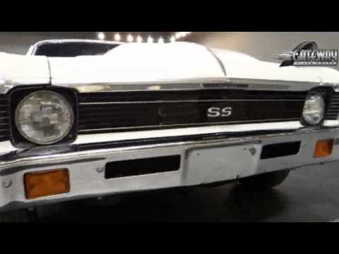 1972 Chevrolet Nova pro-street for sale at Gateway Classic Cars in St.