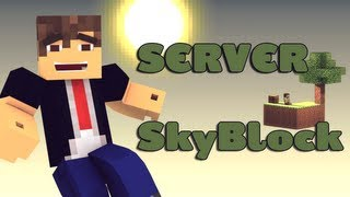 Server de Minecraft 1.4.6/1.4.7. SkyBlock [Pirata e original]