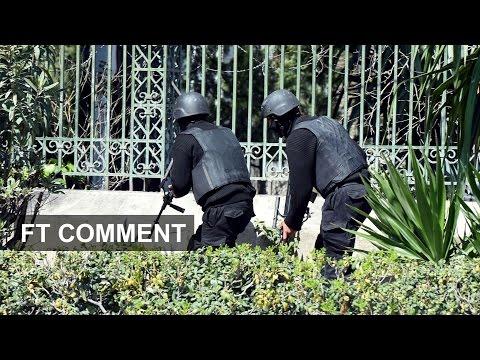 Attacks darken Tunisian democracy