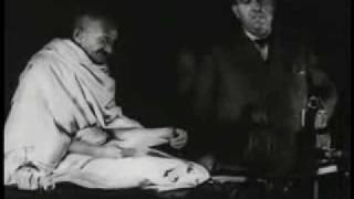 MK Gandhi's Speech (Real un-edited Voice)