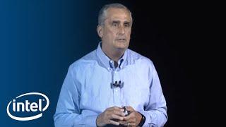 CES 2018 Keynote by Intel's CEO, Brian Krzanich