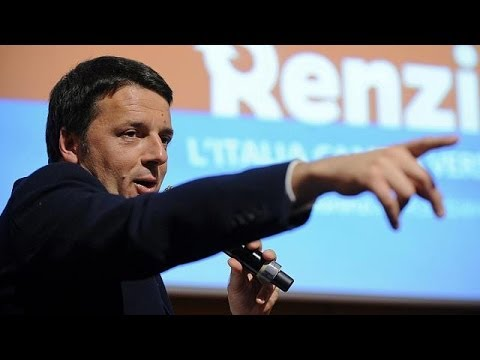 Renzi: Italy's new hope?