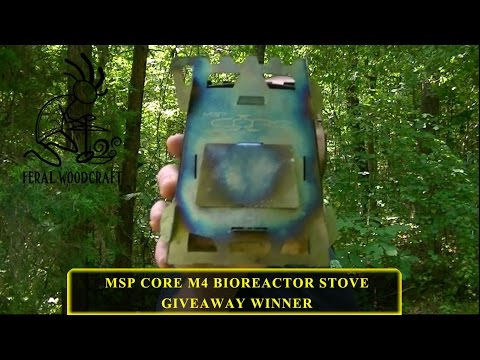 MSP Core M4 Bioreactor Give Away Winner