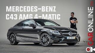2019 Mercedes-Benz C43 AMG | 390 cv do V6 Bi-Turbo chegam? [Review Portugal]