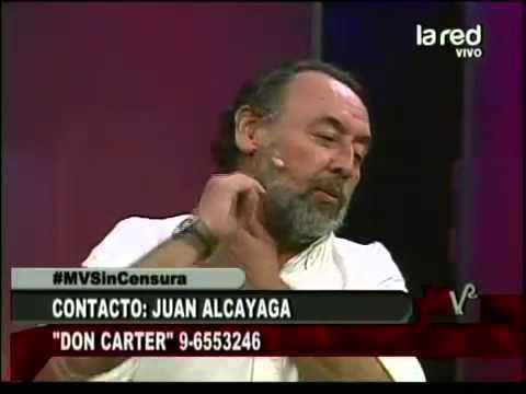 Don Carter y su chiste del