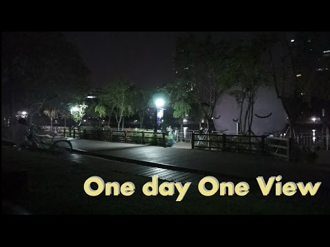 [Oneday&view] seokchon lake with music landscape. Healing, Relax, Traveling, daily tour, ASMR
