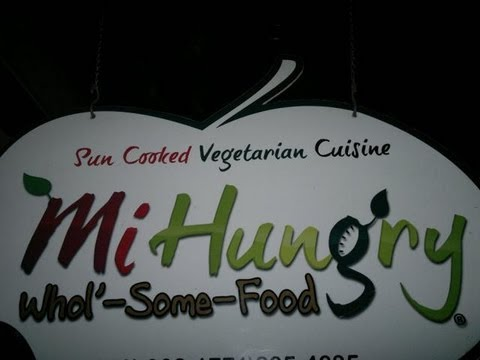 Mi Hungry Raw Food In Jamaica