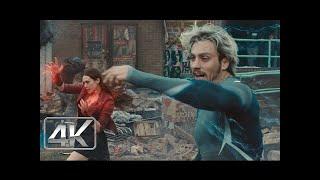 Batalla en Sokovia (Part-2)   Avengers Age of Ultron   LATINO 4k (Ultra-HD)