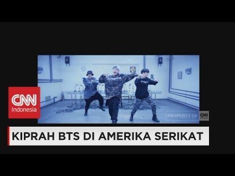 Kiprah BTS di Amerika Serikat
