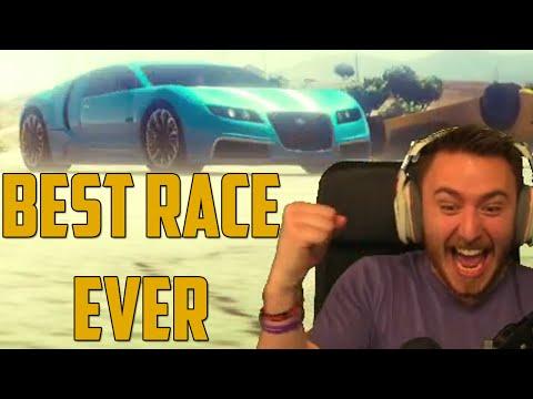 BEST RACE EVER! (GTA V Online PC)