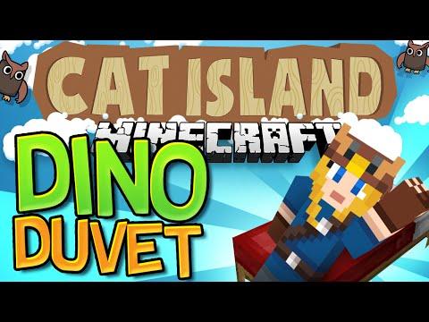 Minecraft: Cat Island #6 - Dino Duvet