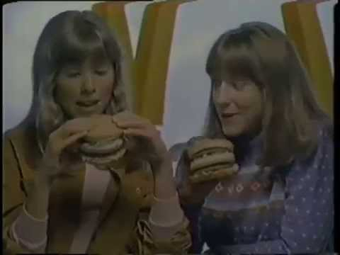 McDonald's 1984 Big Mac Commercial