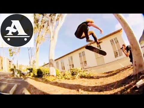 EPIC STREET SKATEBOARDING WITH ANTHONY SHETLER & TIMMY KNUTH