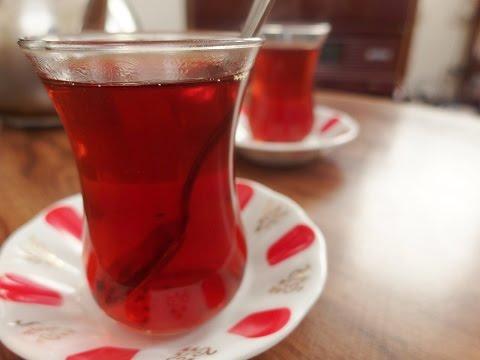 Как улучшить вкус турецкого чая
