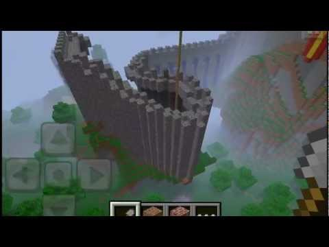 Minecraft PE Seed Creations Ep. 1