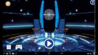 Who Wants To Be A Millionaire? 2014 Android (UK) GamePlay