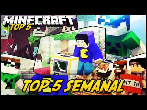TOP 5 SEMANAL MELHORES MOMENTOS #2
