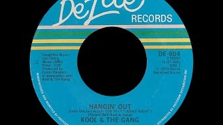 Watch Kool  The Gang Hangin Out video