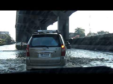 Bangkok Flooding 24, OCT 2011