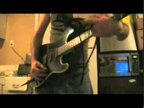 Pure electric guitar horror ... I originated real controlled feedback in 1997