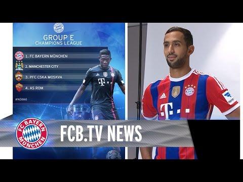 CL-Auslosung, Europas Fußballer des Jahres und Benatia