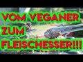 VOM VEGANER ZUM FLEISCHESSER 🍖 ES GIBT KEINE ALTERNATIVE ZUM VEGANISMUS!!! MP3