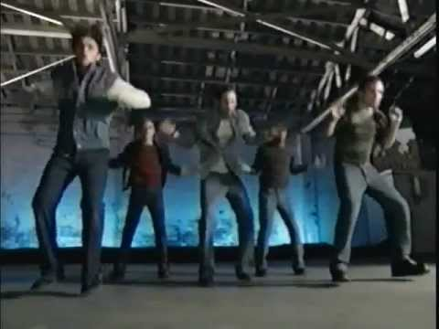 MTV's Becoming Nsync - Tearin' Up My Heart (Music Video)