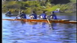 1980-81 Australian Lightweight Coxless Four