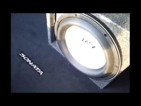 sonata with subwoofers