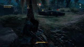 Assassin's Creed® Origins covil de crocodilo