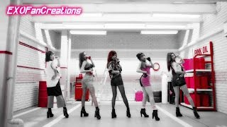 EXID HOT PINK REMIX M V 1ST STUDIO ALBUM STREET