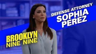 Defence Attorney Sophia Perez (Eva Longoria) | Brooklyn Nine-Nine