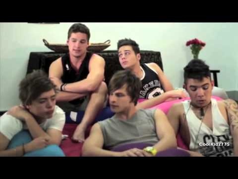 The Collective's X-Factor Funny Moments!