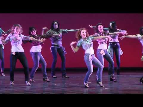 Car Wash - High Heels - Dance Mob