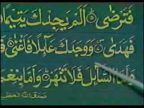 Learn Quran in Urdu 42 of 64